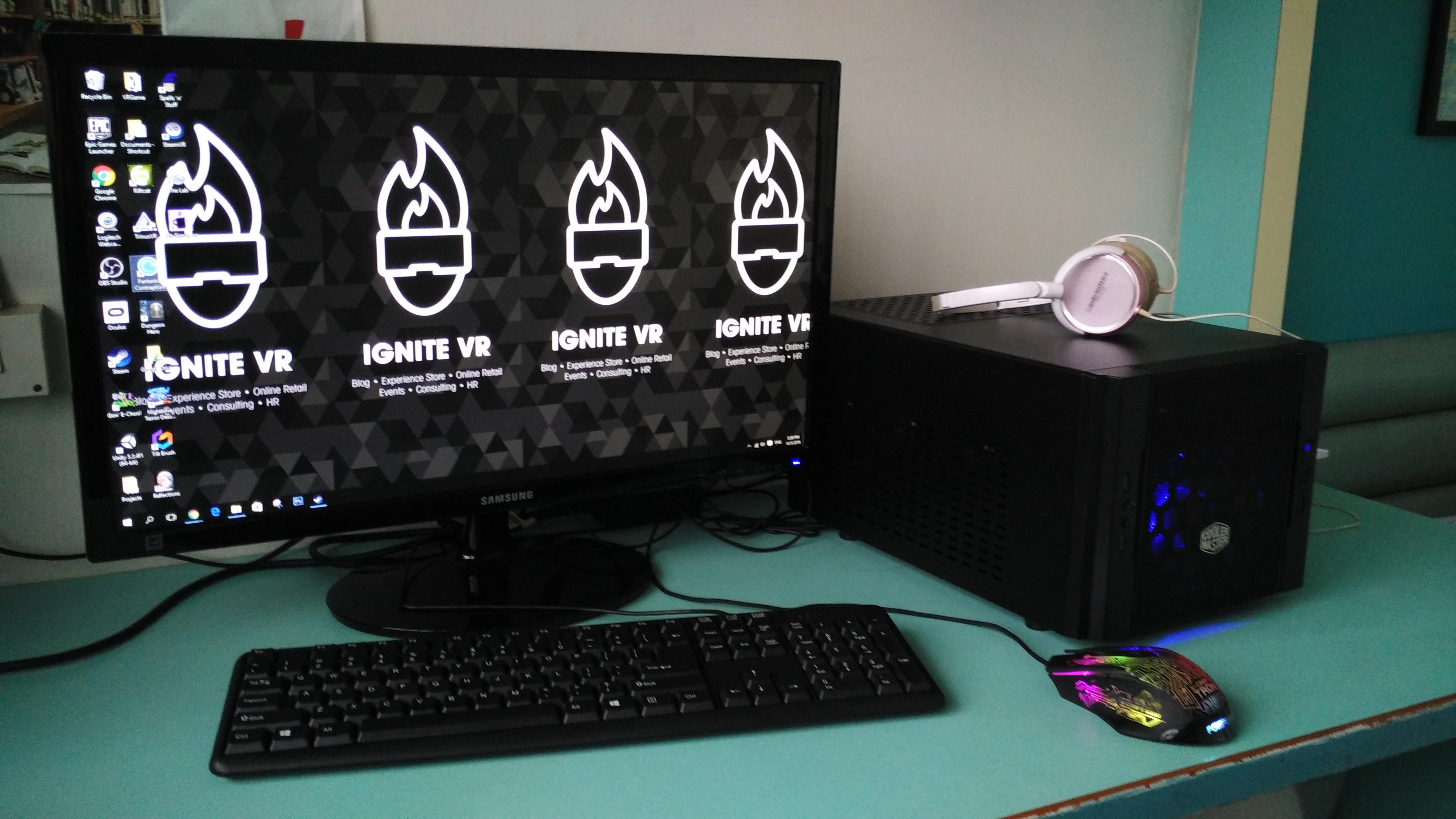 VR Ready PC