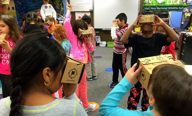 VR for Education: A natural fit?