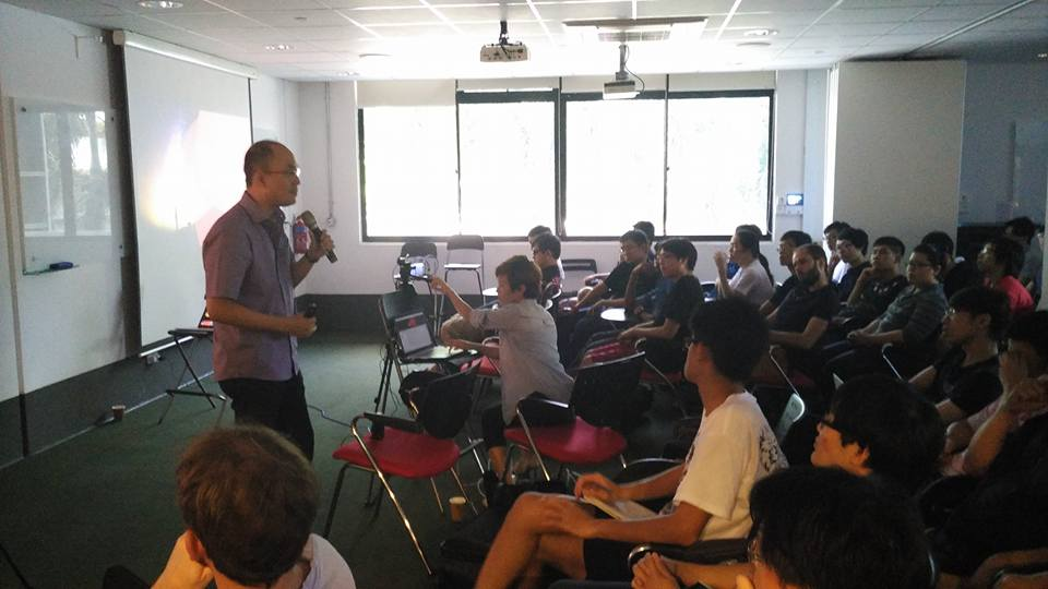 AsiaVR Meetup 12 July 2016: UCCVR + AsiaVR Meetup: Trends in China, Project Tango & Other VR/AR Stories Recap