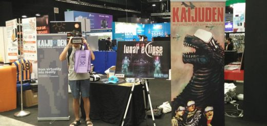 Kaiju Den at Comex