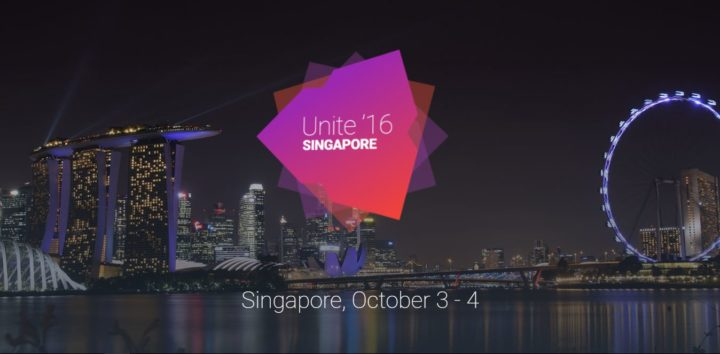 SNEAK PEAK at VR @ Unite Singapore 2016