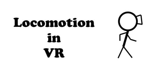 vr locomotion