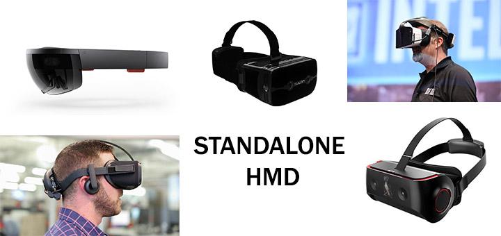 Standalone HMD: The future of VR HMD *Update*