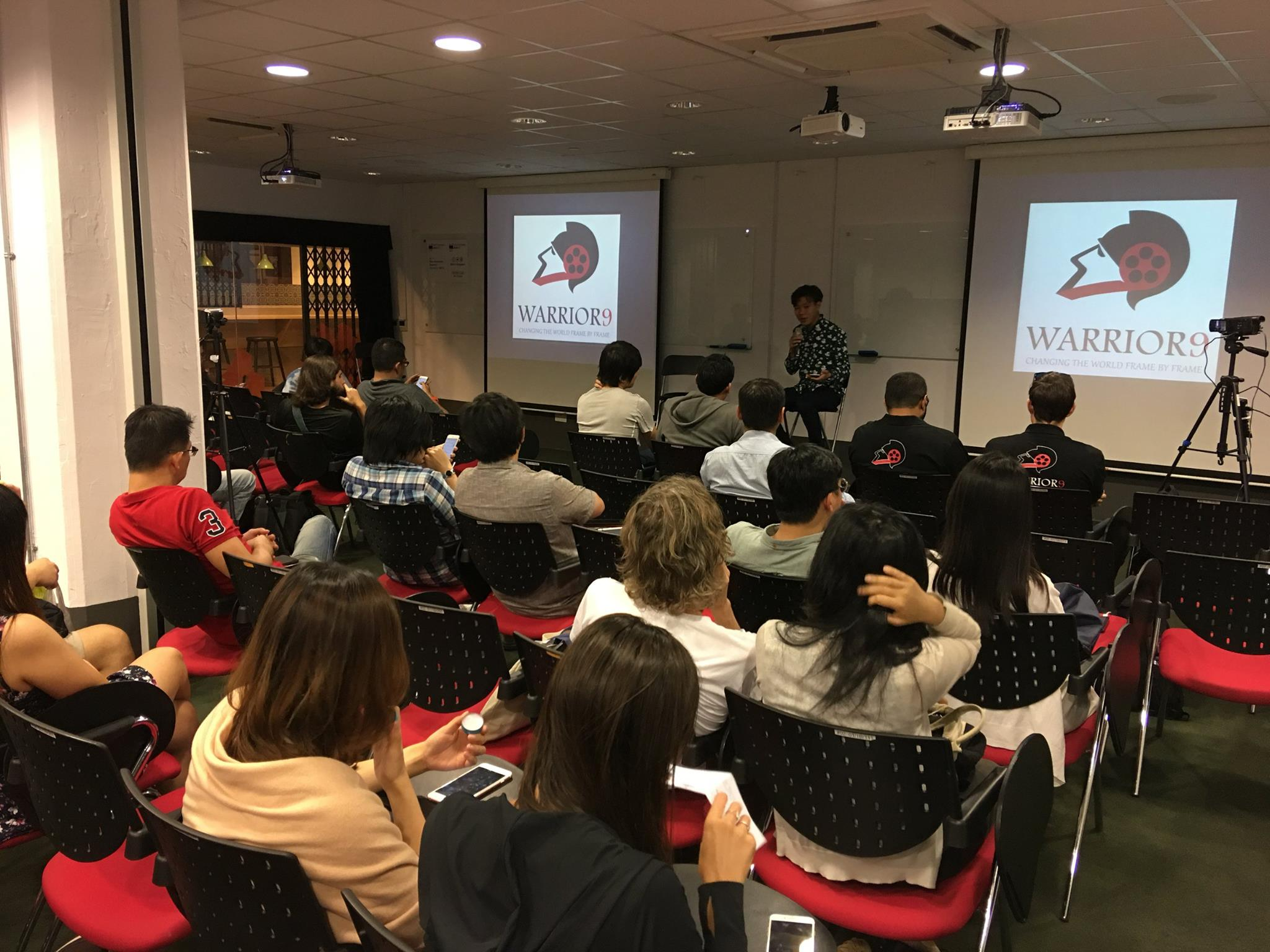 AsiaVR Meetup November 2016: The Making of VR Content