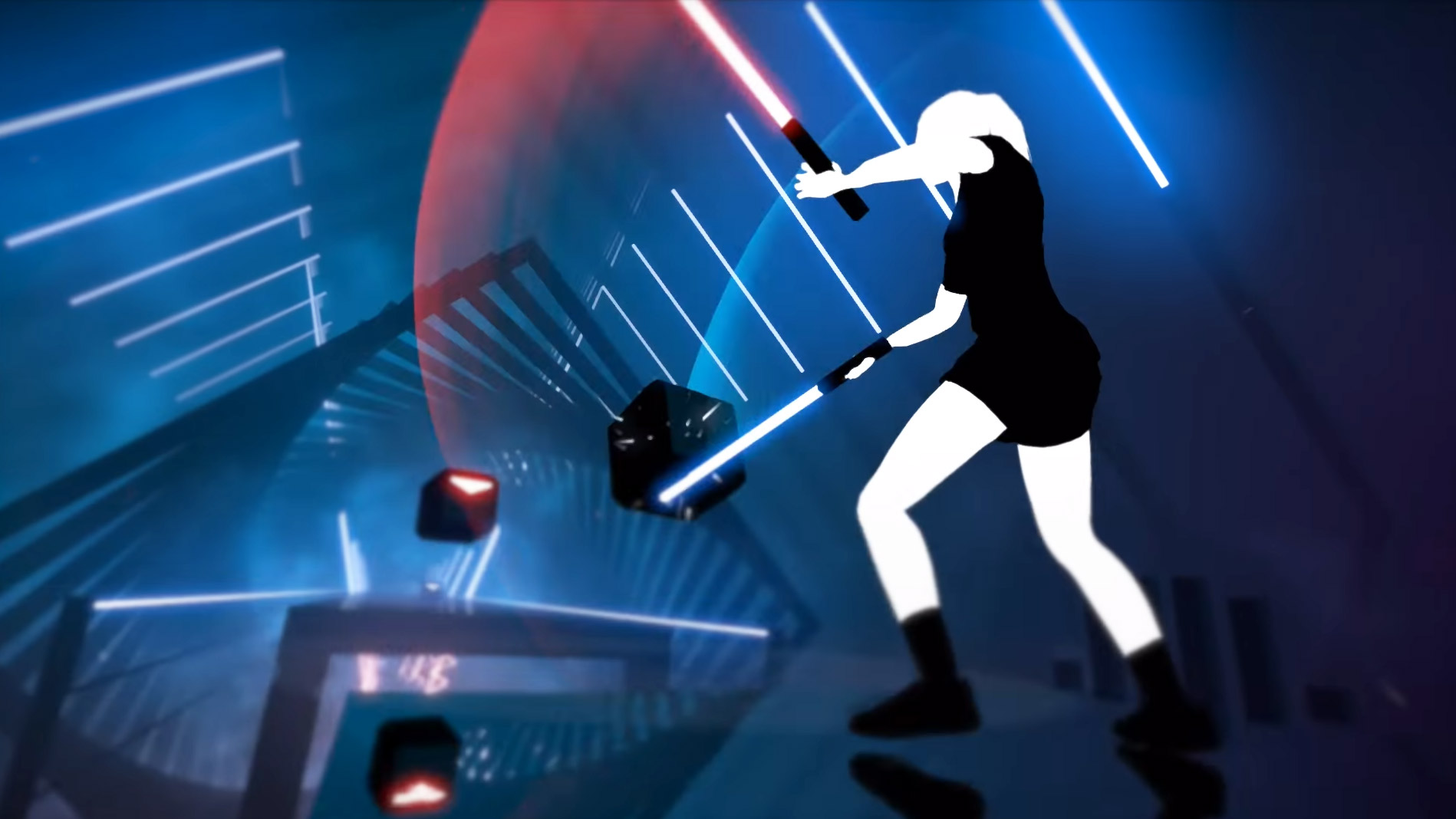VR Event Booth Games: Beatsaber Review