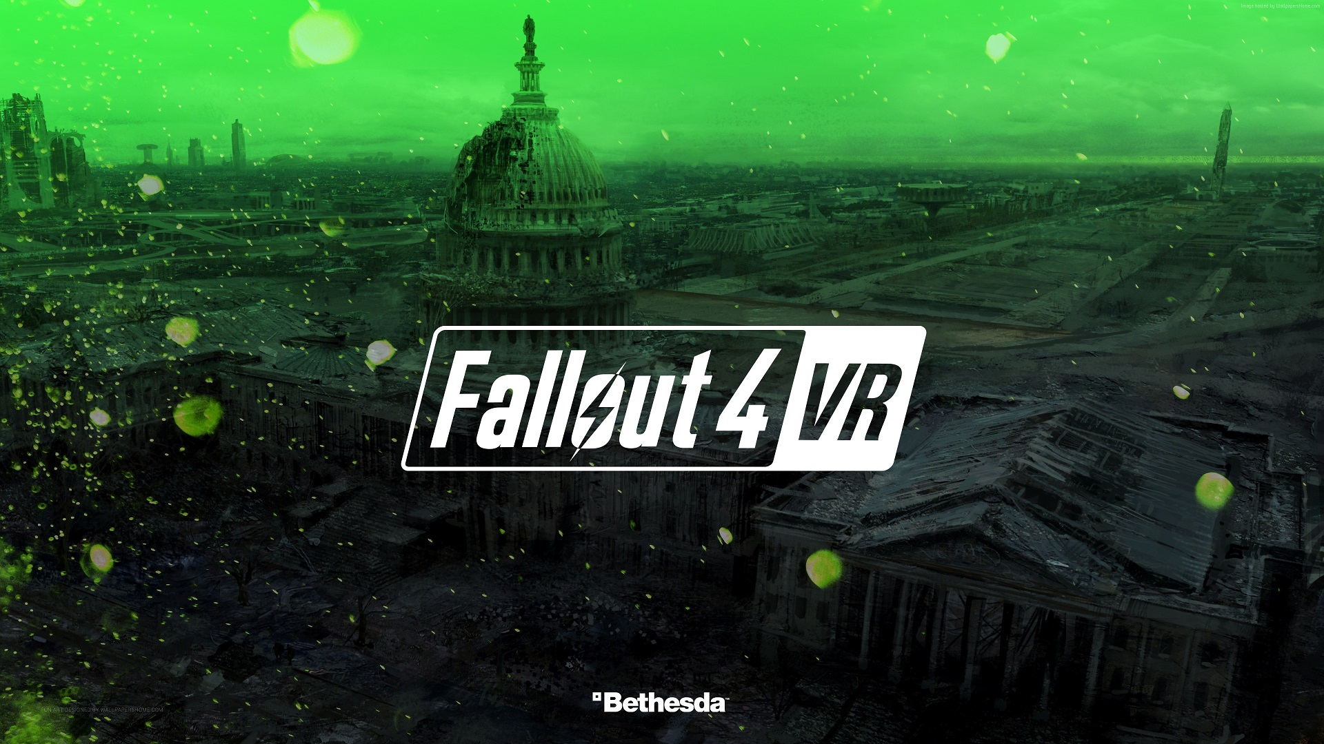 VR Event Booth Games: Fallout 4 VR Review