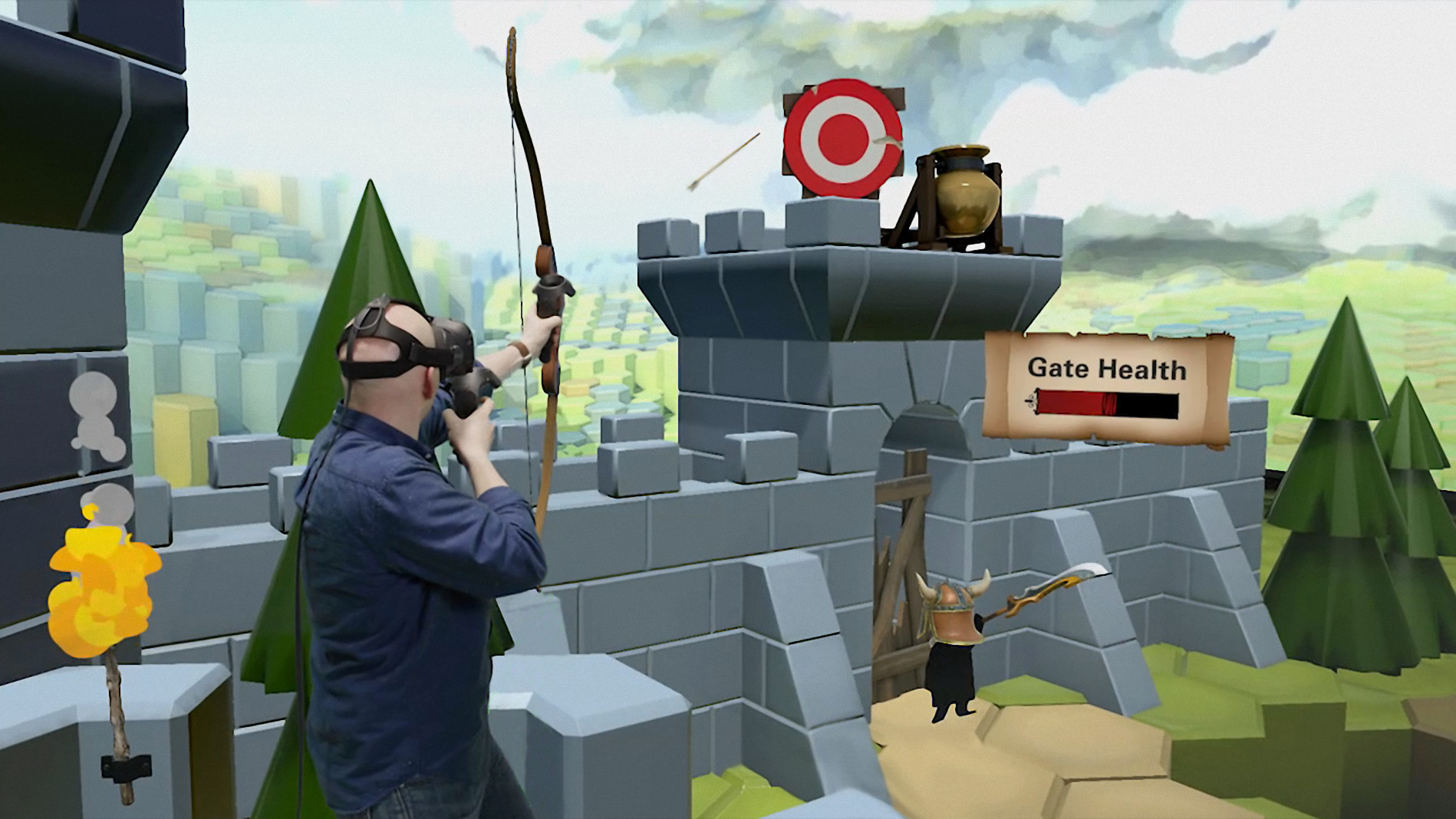 VR Event Booth Games: The Lab – Longbow Review