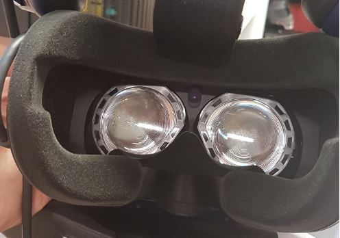 VR Hardware Review: Vive Pro Eye