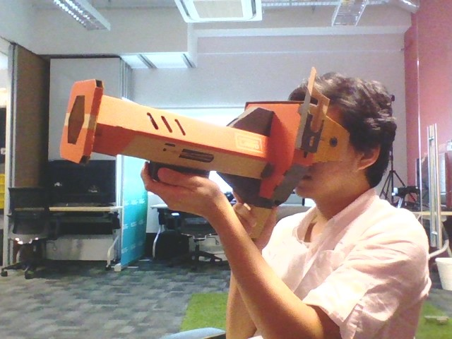 VR Hardware Review: Nintendo Switch LABO Toycon VR Kit