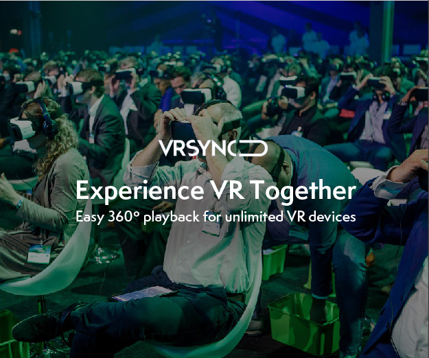 How to deploy and play 360 content on multiple VR devices with VR Sync!