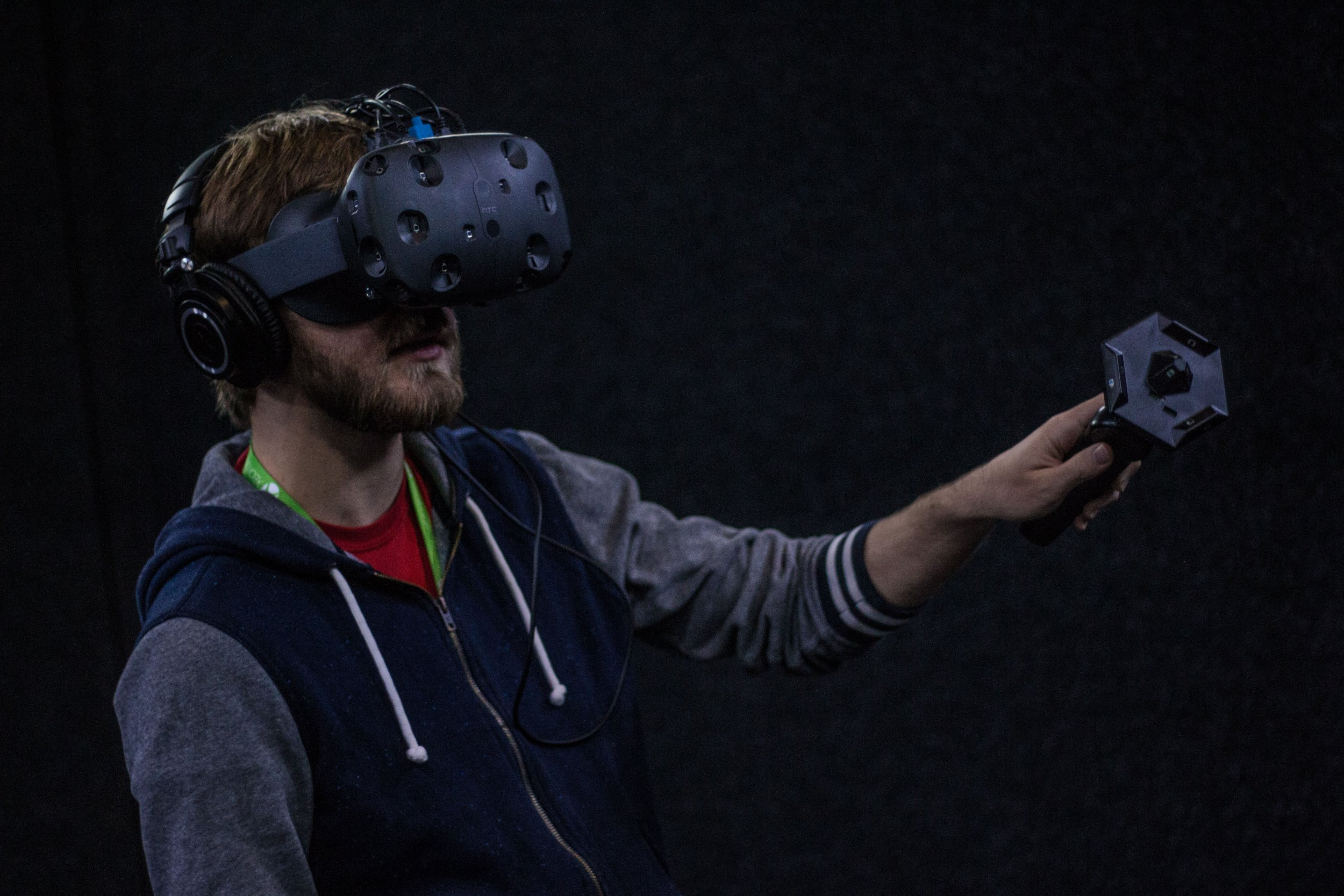 Room Scale VR: What's it all about?