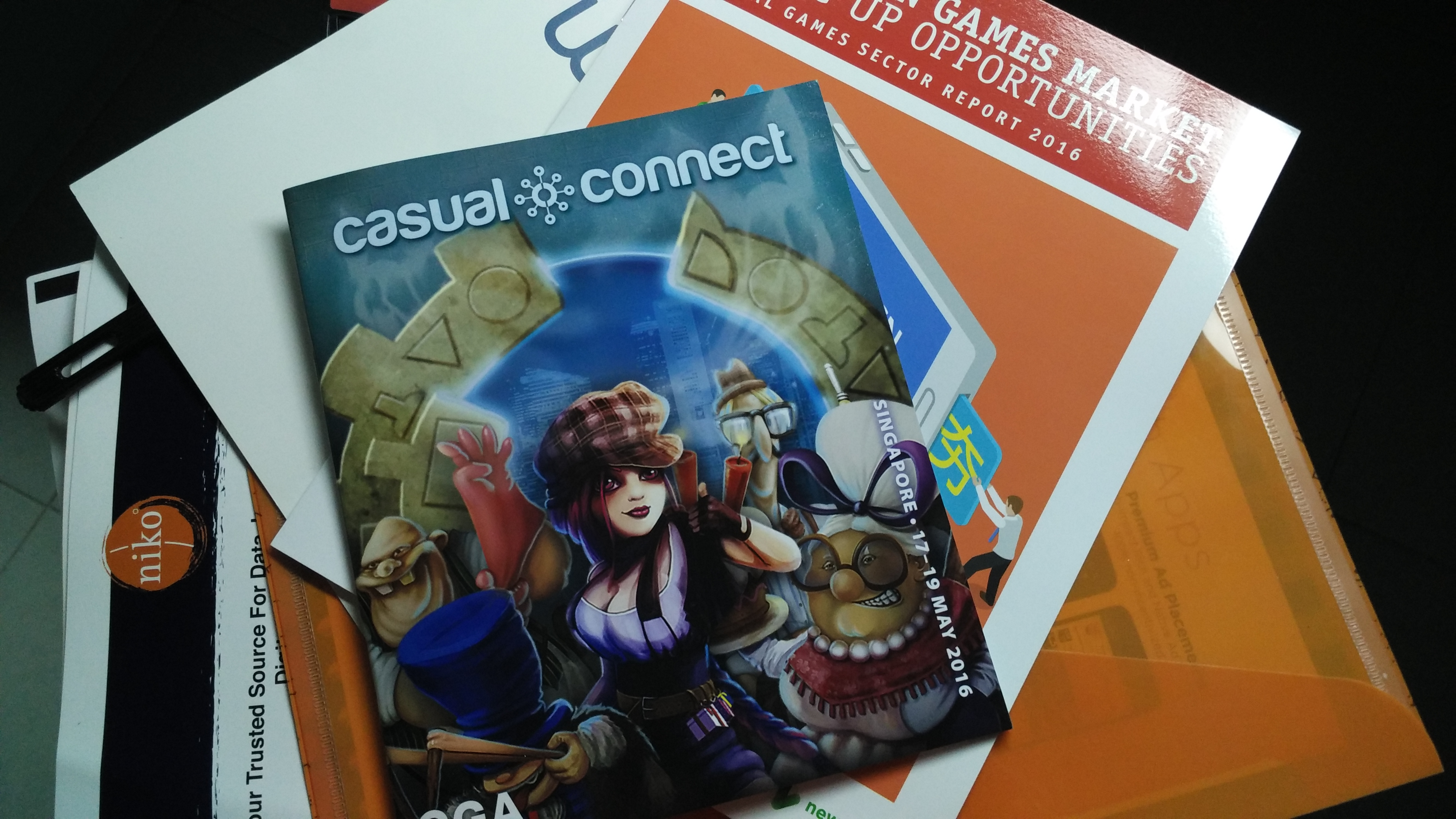 Casual Connect Asia 2016 Day 1