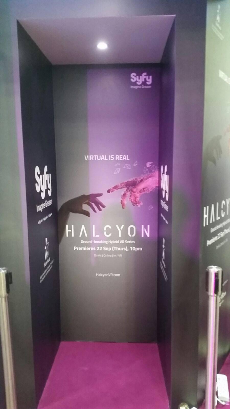 Syfy Halcyon
