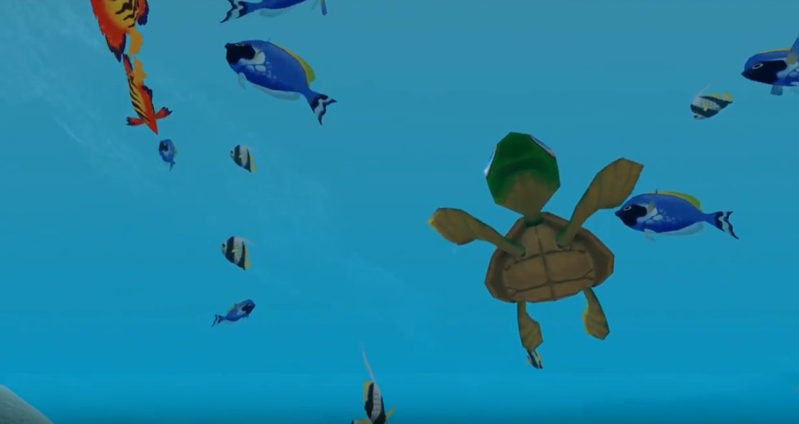 Under the Sea VR: A Healthcare VR application by IGNITE VR