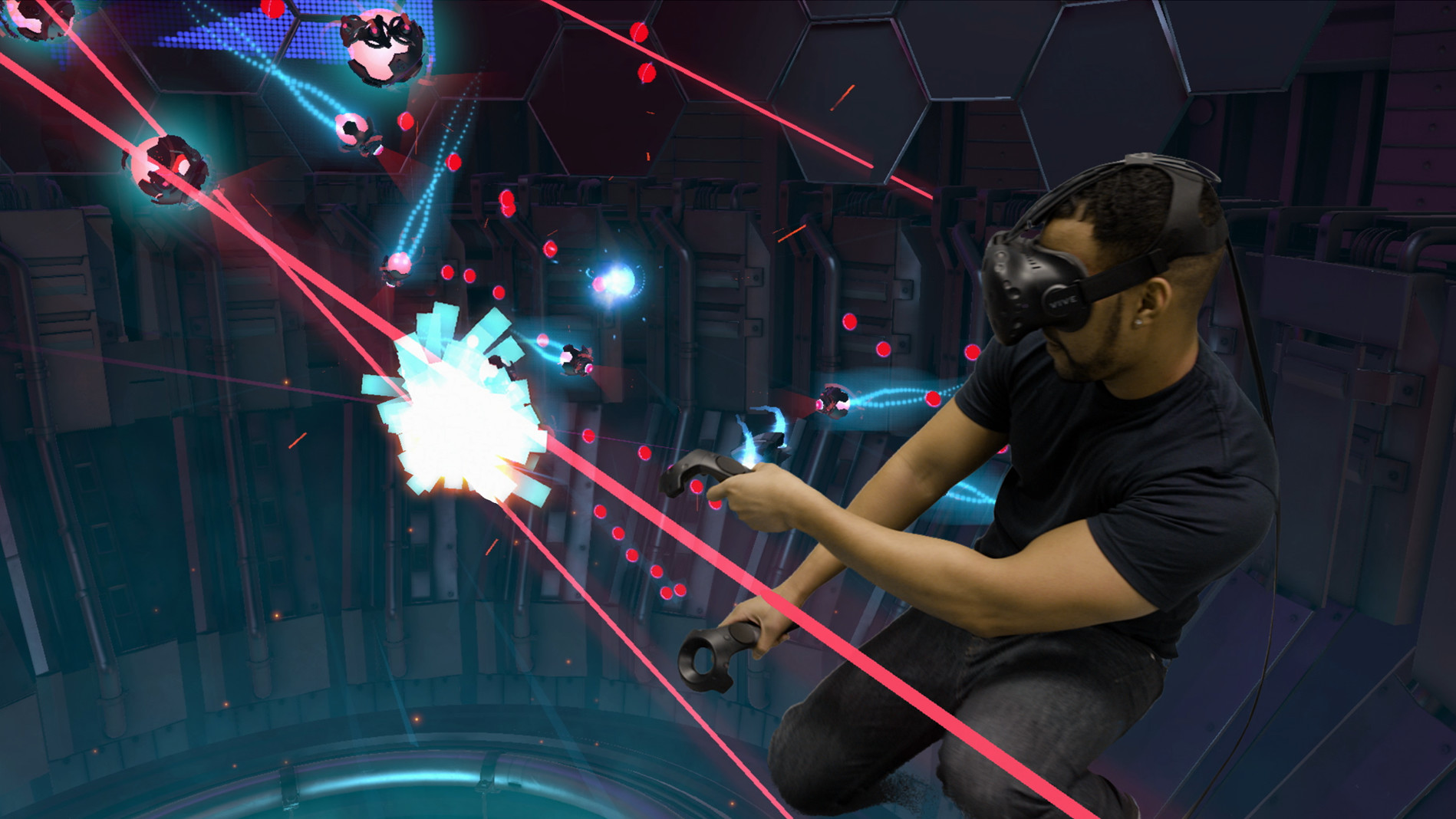 VR Event Booth Games: The Lab – Xortex 26XX Review