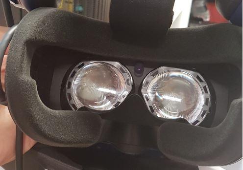 VR Hardware Review: Vive Pro Eye