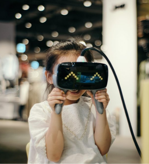 Singapore VR Kid